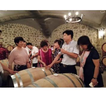 濮阳市女企业家协会走进民权九鼎