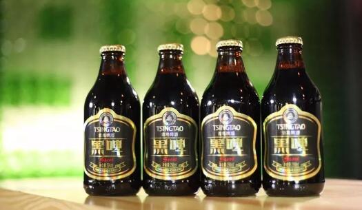 战胜国外参赛啤酒,青岛黑啤夺金