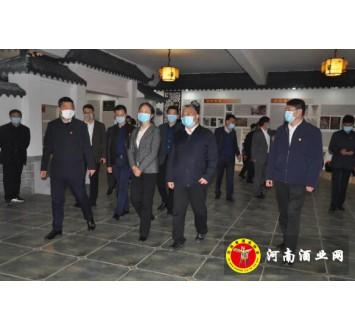 豫坡酒业牵手黄淮学院加强校企产业融合发展